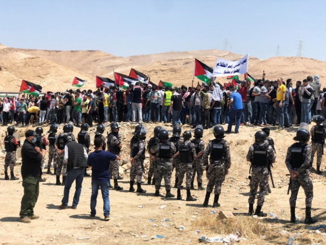 الأردن تستدعي السفير الإسرائيلي لنقل رسالة شديدة اللهجة
