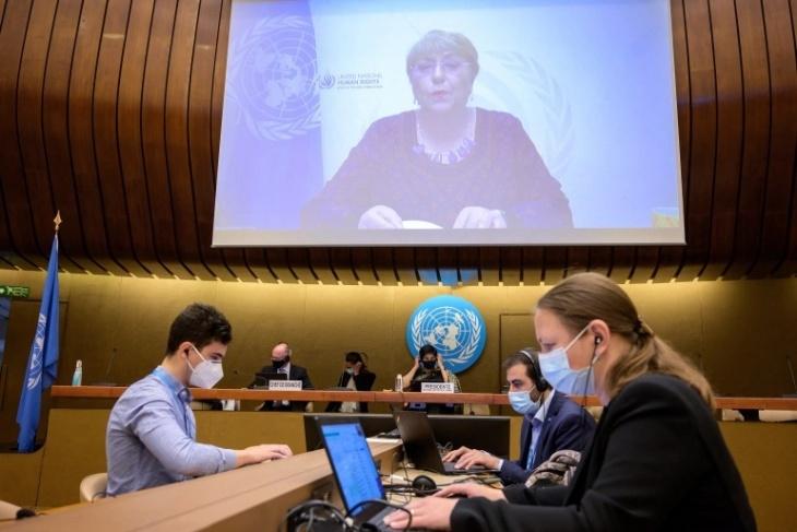 الخارجية: مجلس حقوق الانسان يعتمد قرارنا بتشكيل لجنة تحقيق دولية