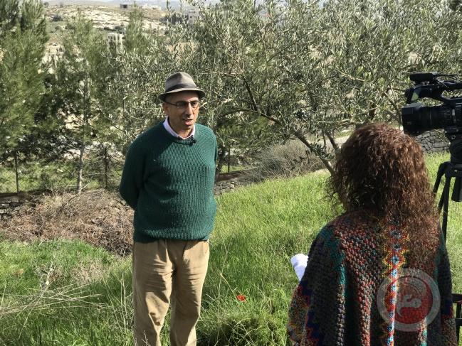 جامعة بيت لحم تطلق سلسلة حلقات خاصة حول التنوع الحيوي وتنمية المجتمع في وادي المخرور