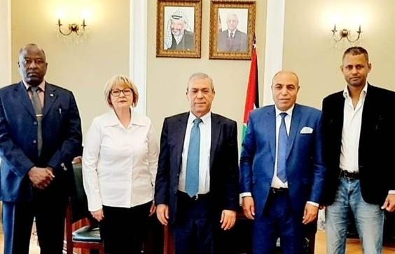 بمشاركة فلسطينية- السديري  يؤكد تنظيم أكبر فعالية رياضية عالمية في تموز القادم بموسكو