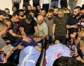 محدث -  3 شهداء وإصابة حرجة برصاص الاحتلال في جنين