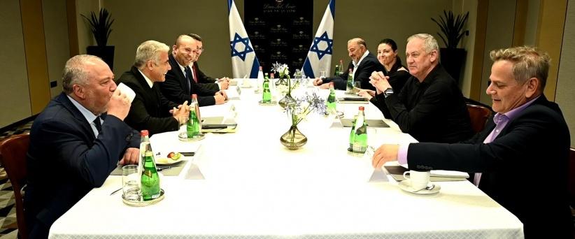 استكمال عملية تشكيل الحكومة الاسرائيلية  الجديدة