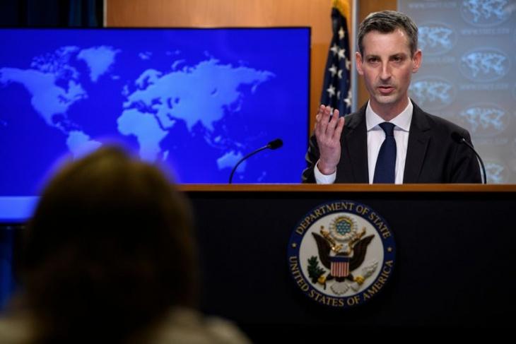 الخارجية الأمريكية: الهجمات في العراق لم تتسبب في أضرار جسيمة أو إصابات