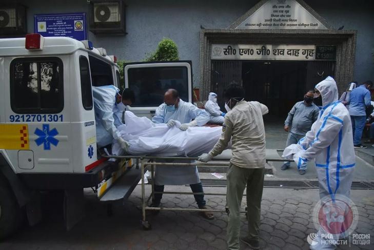 """""""دلتا بلس"""".. الهند تعلن ظهور طفرة جديدة لفيروس كورونا"""