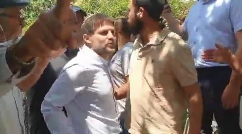 عضو كنيست متطرف يقتحم حي الشيخ جراح