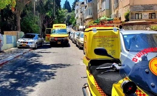 مصرع عامل جراء سقوطه عن سطح مبنى في حيفا