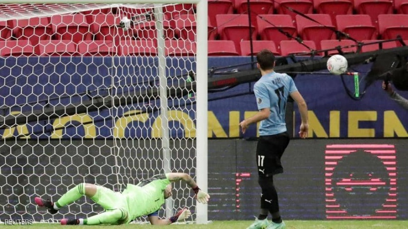 كولومبيا إلى نصف نهائي كوبا أميركا بفوزها على الأوروغواي