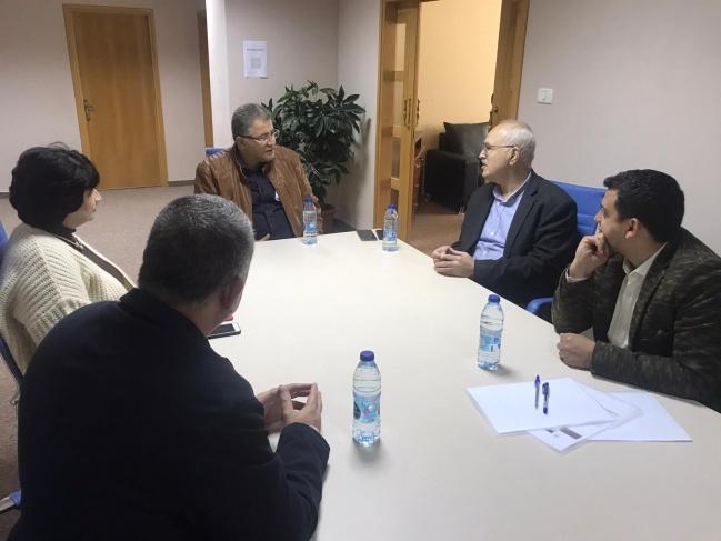 القدس للتمكين والتنمية تقدم دعماً لمديرية التربية والتعليم في القدس