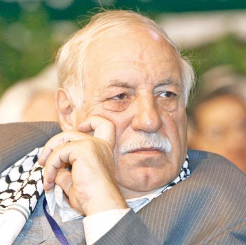 وفاة الأمين العام للجبهة الشعبية القيادة العامة أحمد جبريل