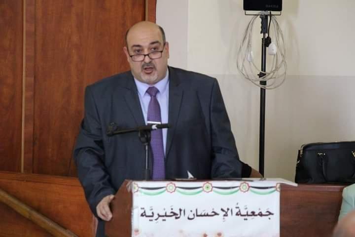 انتخاب الدويك رئيسا لجمعية الإحسان الخيرية في الخليل