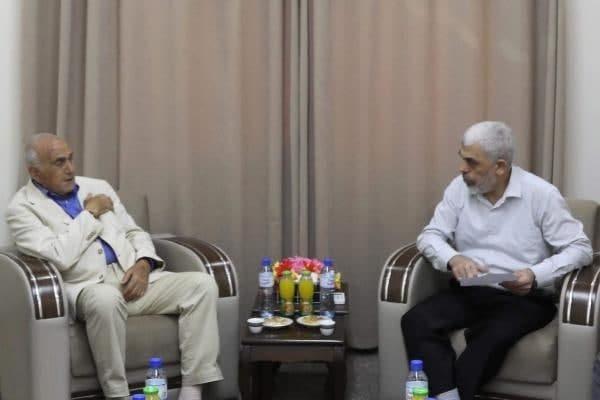 السنوار: حماس جاهزة لاستعادة الوحدة الوطنية