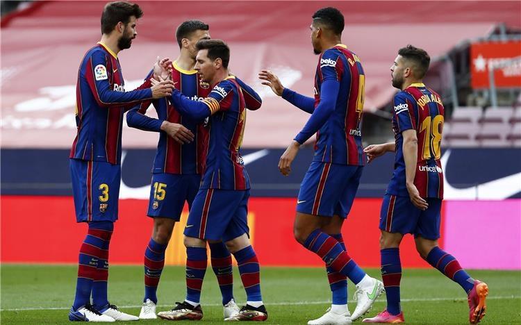 رسمياً: إلغاء مباراة برشلونة مع بيتار الإسرائيلي في القدس