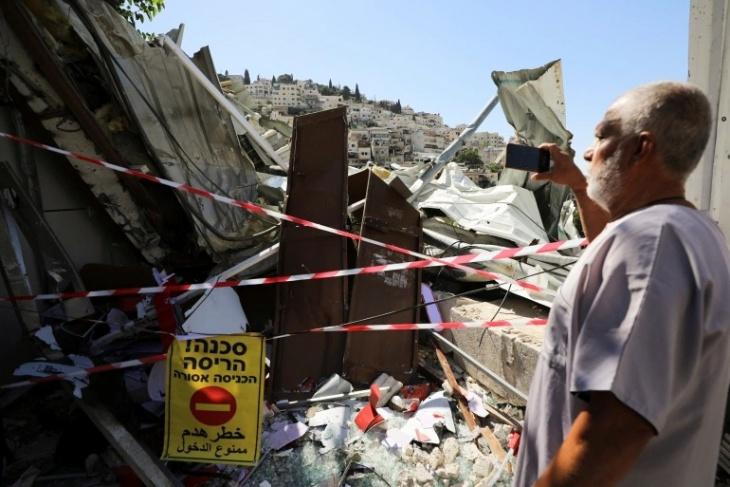 الأمم المتحدة: إسرائيل هدمت 474 مبنى فلسطينيا منذ بداية العام الجاري