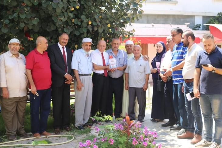 جامعة غزة تستقبل وفداً من فريق كوشان بلدي