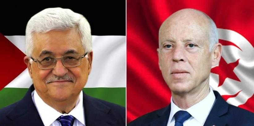 الرئيس يتبادل التهاني بعيد الأضحى مع الرئيس التونسي