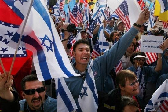 التغير السياسي بأمريكا يهدد قوة دعم المسيحيين الصهاينة لإسرائيل