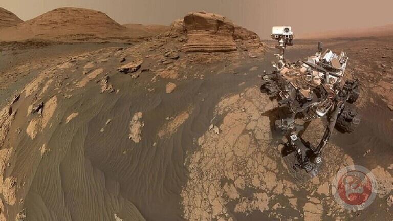 معضلة علمية غامضة.. لغز انبعاث غازات على سطح المريخ
