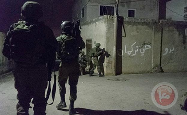 ستة جرحى بينها إصابة خطيرة برصاص قوات الاحتلال في جنين