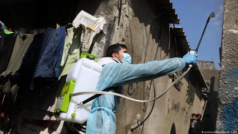 غزة: تسجيل 1805 اصابة جديدة بكورونا خلال 24 ساعة دون وفيات