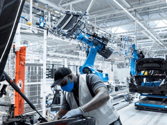 مصانع مرسيدس مستعدة لاستئناف الإنتاج أخيراً
