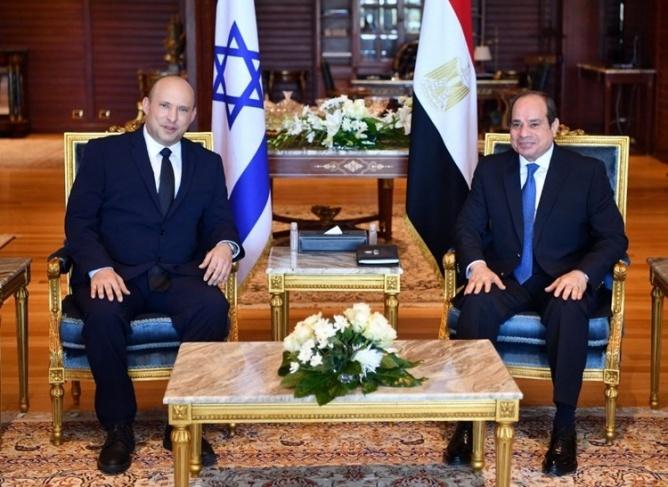 مصر لحماس : اذا لم يتوقف إطلاق النار فإن إسرائيل ستشن عملية عسكرية واسعة