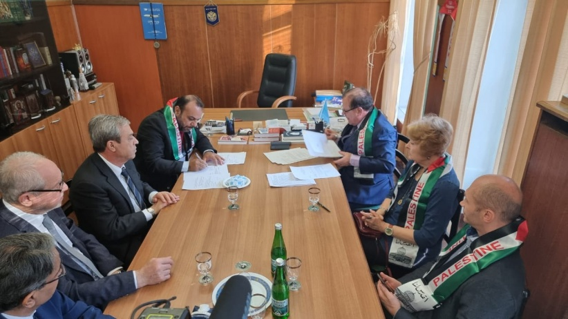 اتحاد الكتاب والأدباء الفلسطينيين يوقّع اتفاقية شراكة مع التجمع الدولي لاتحادات الكتاب