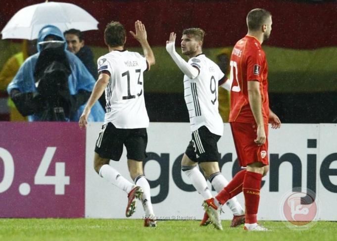 الماكينات الألمانية أول المتأهلين لمونديال قطر