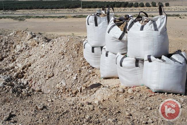 العثور على 3 قنابل مصرية بالنقب تعود للحرب الأولى على إسرائيل