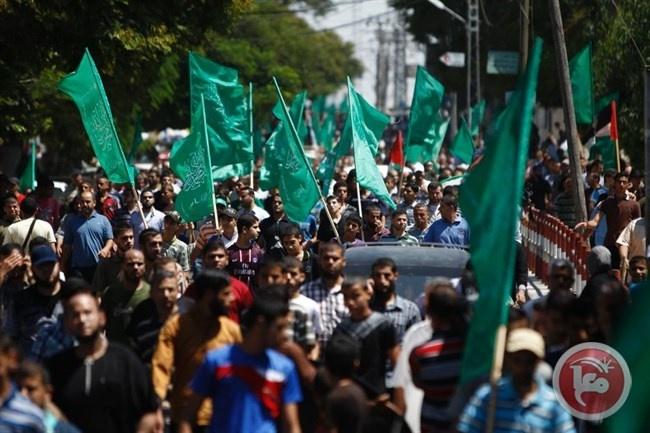 حماس تستهجن موافقة بعض الدول العربية على المشاركة في ورشة البحرين