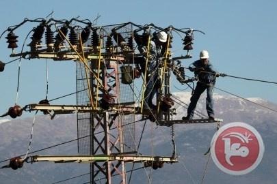 تظاهرة في خانيونس ضد استمرار ازمة الكهرباء