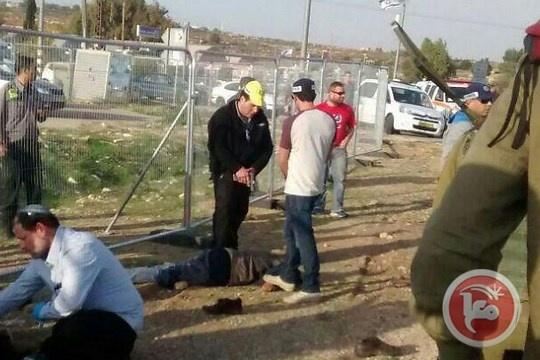 شهيد ومقتل مستوطنة في عملية طعن جنوب بيت لحم