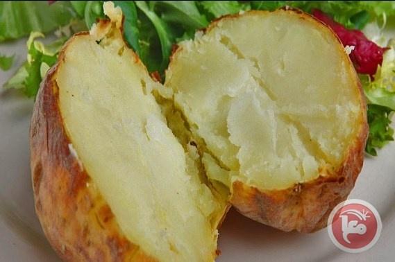 البطاطا المشوية تزيد خطر الإصابة بمرض سكري الحمل