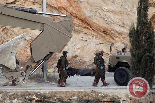 قوات الاحتلال تغتال محمد الفقيه في صوريف