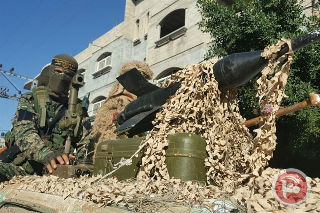 النخالة يهدد الاحتلال بالحرب دفاعا عن الاسرى