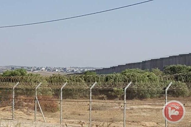 الاحتلال يعتقل فلسطينيا تجاوز حدود غزة