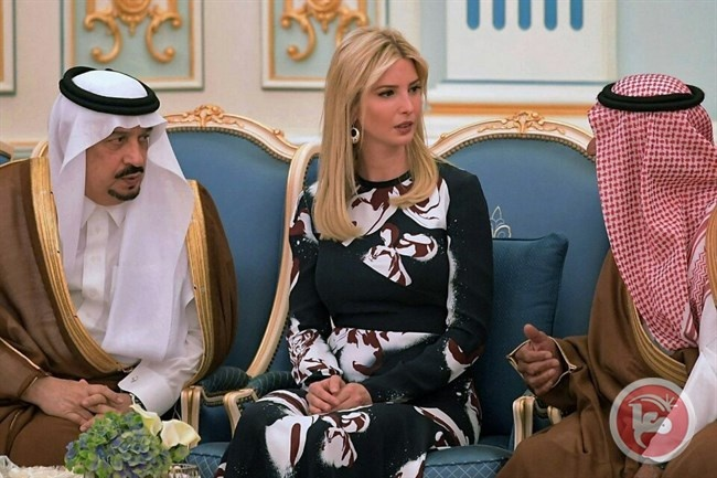 100 مليون دولار من السعودية والإمارات لابنة ترامب