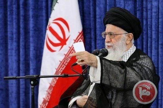 المرشد الإيراني يهدد: تخصيب اليورانيوم قد يصل إلى 60%