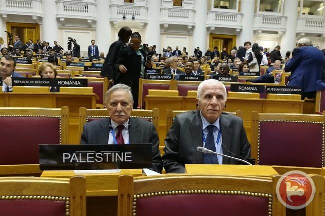 المجلس الوطني يشارك باعمال الاتحاد البرلماني الدولي