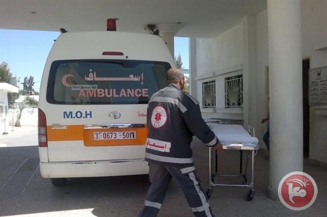 مستشفى بيت حانون يتوقف عن العمل