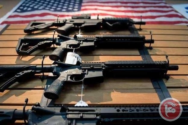 جريمة كلّ 31 دقيقة.. بالسلاح الأميركي