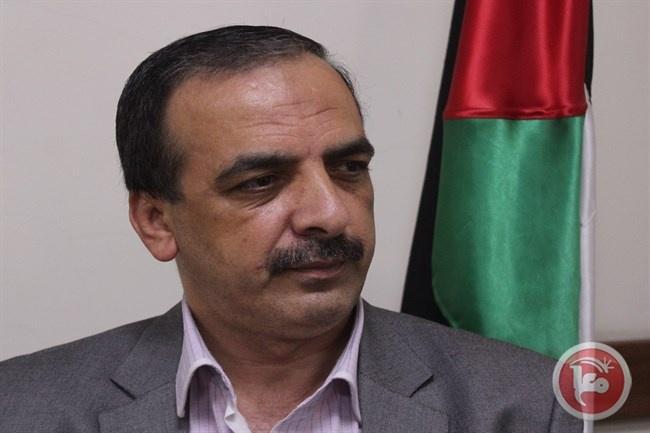 الحايك يطالب الداخلية بغزة بإعادة النظر بقرار منع حركة الشاحنات والسيارات التجارية