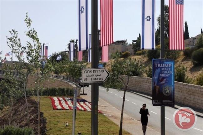 لجنة إسرائيلية تجتمع للمصادقة على مبنى السفارة الأميركية في القدس
