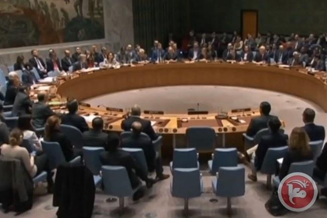 ملف الانتخابات الفلسطينية على طاولة مجلس الأمن الأسبوع القادم