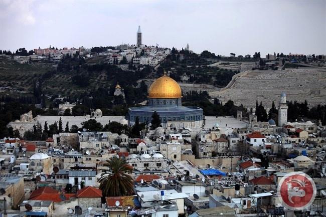 فتوى تحرم المشاركة أو الترشح لانتخابات بلدية القدس المحتلة