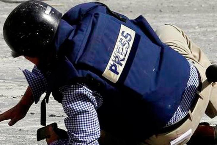 نقابة الصحفيين تدين اعتداء جنود الاحتلال والمستوطنين على صحفيين في سلفيت