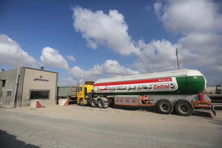 غزة- تحذير من تأثير نقص الوقود على الخدمات المقدمة للمواطنين