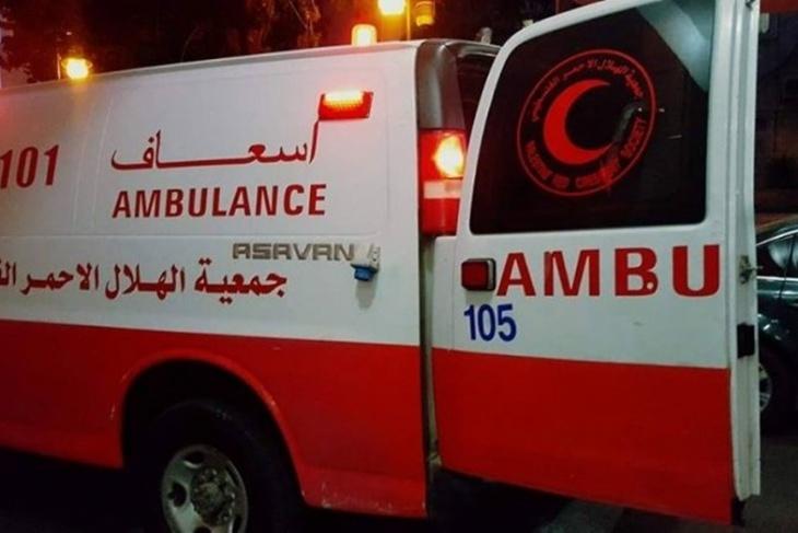مصرع طفلة واصابة اخرى بحادثين منفصلين في غزة