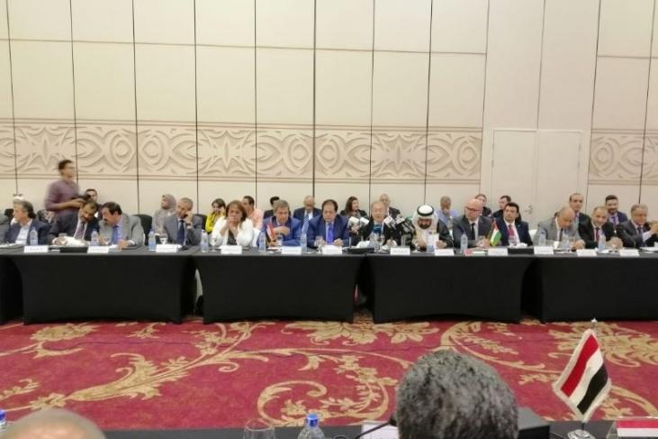 وزير الاقتصاد: رغبة عربية للاستثمار في فلسطين