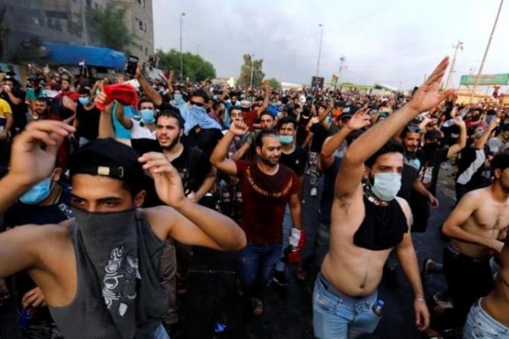ضحايا التظاهرات في العراق تجاوز الـ100 قتيل