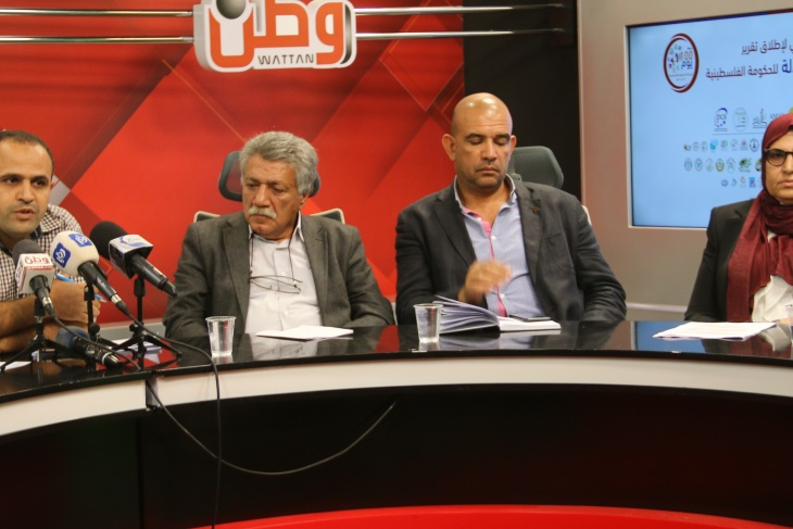 حملة المائة يوم لمساءلة الحكومة تطلق تقريرها وتدعو رئيس الوزراء لجلسة